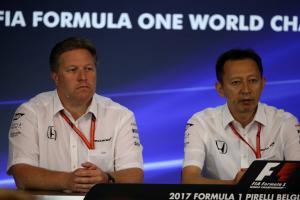 McLaren gave Honda six months for turnaround – Brown