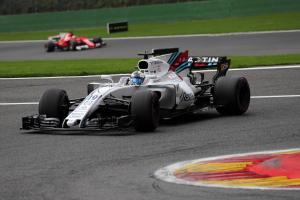 Massa gets five-place grid drop for Belgian GP