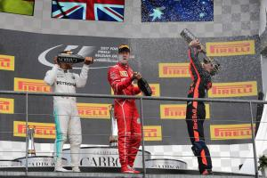 F1's 2017 'alternative awards'