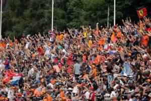 F1 reports new Belgian GP attendance record