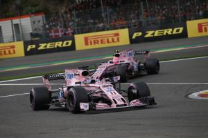 Perez: Pressure with Ocon at Force India in F1 next year
