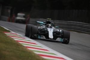 Italian Grand Prix - Free practice results (2)