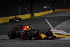 Singapore Grand Prix - Free practice results (2)