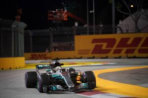 Singapore Grand Prix - Race results