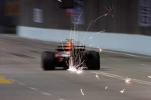 Verstappen lacks top speed grunt from Red Bull