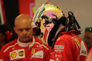 Vettel: Early Singapore retirement 'a pity'