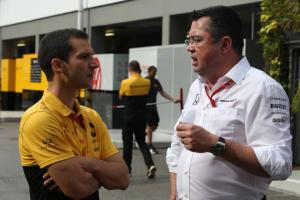 McLaren-Renault relationship 'going to take some time'