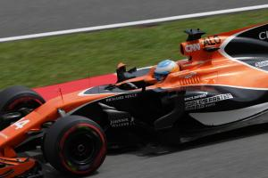 Alonso enjoys 'positive day' as update package delivers top-fives in practice