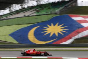 Raikkonen leads Ferrari 1-2 final Malaysia F1 practice