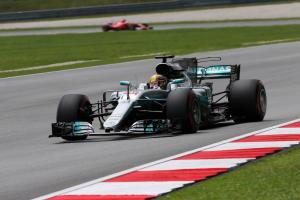 Vettel's Sepang pace no surprise to Hamilton, Mercedes