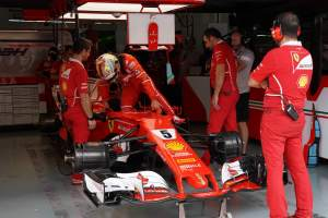 Vettel: Malaysia engine issue 'part of motor racing'