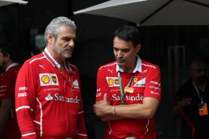 Arrivabene 'knows Ferrari is on the pace' as inquest begins