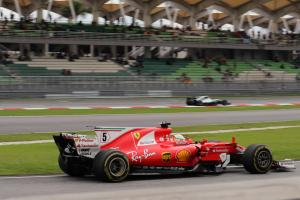 Vettel fears gearbox damage, possible penalty after Stroll clash