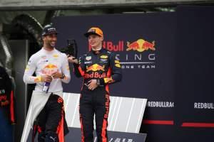 Horner: Ricciardo and Verstappen Red Bull's 'best ever' F1 line-up