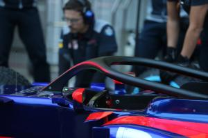 F1 halo opens 'interesting avenues' for short-term aero gains