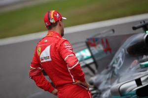 Hurting Vettel not looking for positives after Suzuka retirement