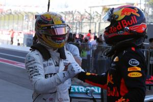 Verstappen doubts he could have passed Hamilton despite late Suzuka charge