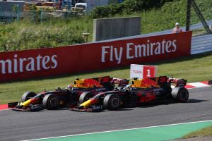Ricciardo ready for 'fun' fight against Verstappen