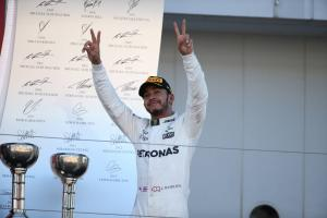 Wolff: Hamilton 'on another level' since summer break