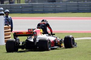 Ricciardo bracing for Mexico GP grid penalty after engine failure