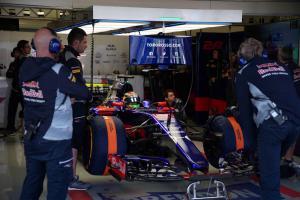 Double turbo failure stalls Toro Rosso in Mexico