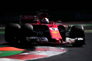Mexican Grand Prix - Qualifying results