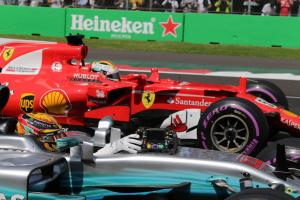 Mexican Grand Prix - Starting Grid