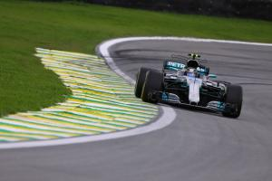 Brazilian Grand Prix - Qualifying results