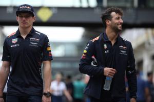 "Ricciardo: ""Too many times"" I've had Verstappen's set-up woes"