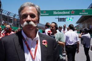 Carey defends F1, calls FE 'more of a street party'