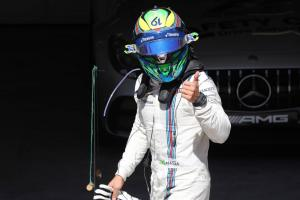 Massa wants high note at his F1 curtain call
