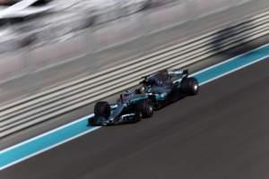 Abu Dhabi Grand Prix - Free practice results (2)