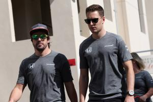 """McLaren in a """"luxury situation"""" over 2019 F1 driver line-up"""