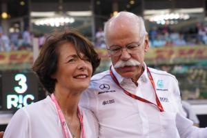 F1 lebih relevan dari sebelumnya untuk Mercedes - Zetsche
