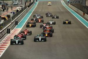 "Liberty eager to create ""video game cars"" in F1"