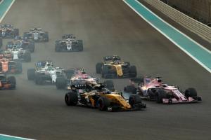 Perez calls Hulkenberg's Abu Dhabi corner cut penalty 'useless'
