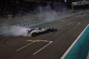 Bottas hails 'important' Abu Dhabi GP win to cap maiden Mercedes year