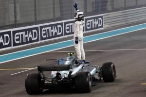 Bottas: Every race I've learnt something at Mercedes