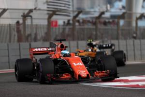 Alonso glad to end McLaren-Honda partnership with points finish