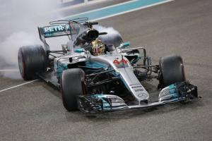 Mercedes is Hamilton's 'obvious choice' ahead of £120m F1 contract talks