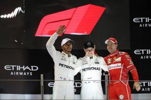 Abu Dhabi GP: Buoyant Bottas, F1 farewells and new looks