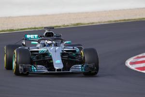 Bottas hopeful Mercedes has overcome testing tyre issues