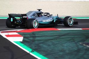 "Hamilton blames MotoGP for Circuit de Catalunya's ""lost character"""