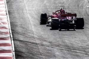 Barcelona F1 Test 2 Times - Thursday FINAL