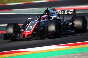 Barcelona F1 Test 2 Times - Friday 10am