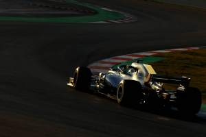 Bottas: Mercedes bend and flex an amazing feeling