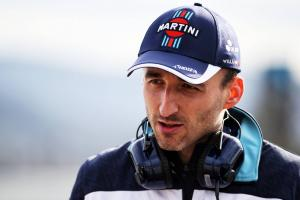 Kubica gives up final F1 test afternoon for Stroll