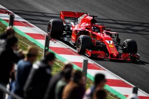 Raikkonen: Ferrari in strong position