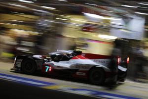 Conway leads Toyota charge, smoky exit for #17 SMP