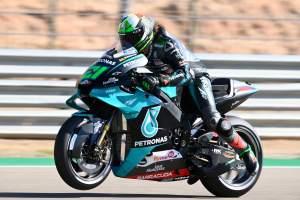 Franco Morbidelli, Aragon MotoGP. 16 October 2020